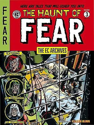 EC Archives, The: The Haunt of Fear Volume 3 Hardcover