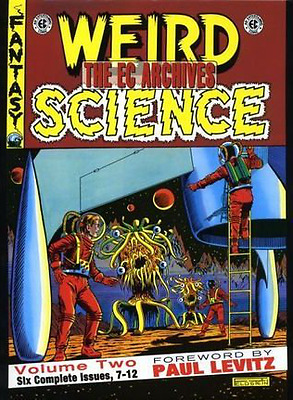 The EC Archives: Weird Science Vol. 2 Hardcover