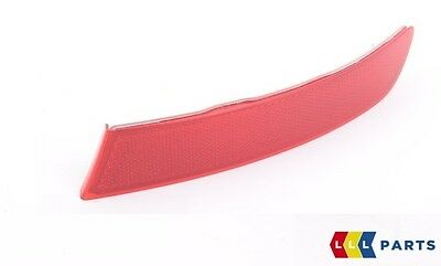 Bmw New Genuine F25 2014/04 - 2017 Rear Bumper Reflector Red Right O/S 7352210