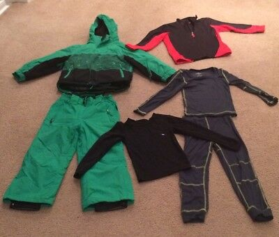 Full Ski Outfit Size 6 Kids