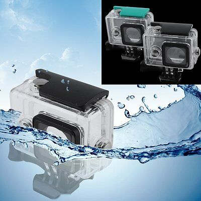 Waterproof Protective Housing Shell Case for Xiaomi Yi Action Sports Camera SPR