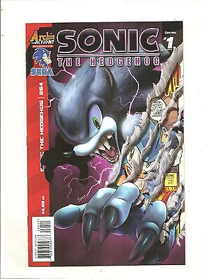 Archie Comics  Sonic The Hedgehog #264 A  Variant Edition