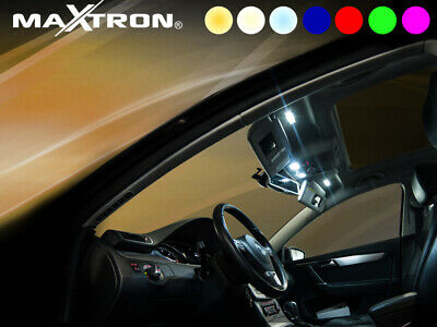 MaXtron® SMD LED Innenraumbeleuchtung VW Polo 5 (Typ 6C) Innenraumset