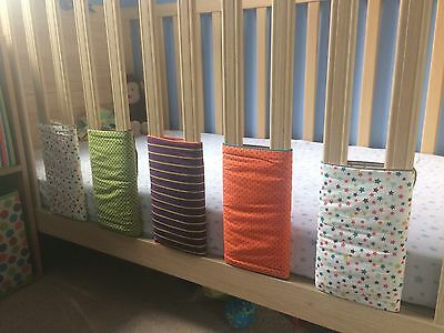 Boy/girl/unisex Mamas And Papas Cot Bumpers