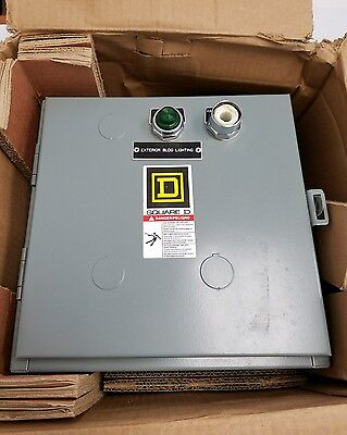 Square D 8903Lxg60V02Cp1R6  Mech Held Lighting Contactor *new*
