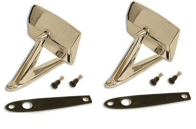 1967 Ford Bronco Door Mirrors (Pair) *FREE 1-3 DAY SHIPPING