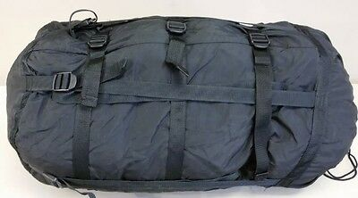US Military Issue Sleeping Bag Compression Stuff Sack MSS VG Used Condition