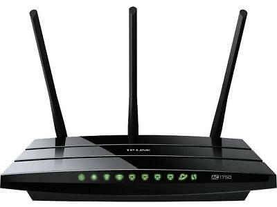 TP-Link Certified - Archer C7 Wireless Dual Band Gigabit Router (AC1750)