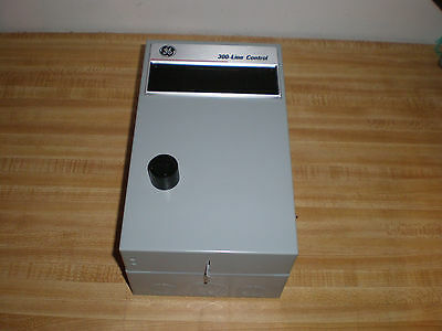 General Electric 300 Line Control Cr306A102 Magnetic Starter, Size 00, 3 Poles