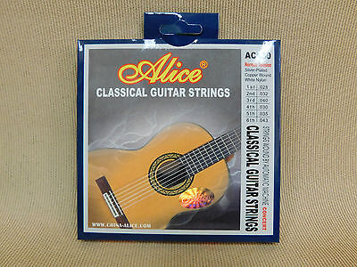 Alice AC130 (Normal Tension) Professional Classical Guitar Strings