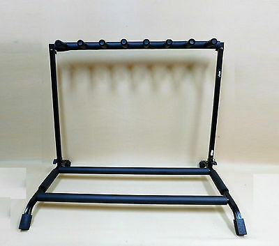Haze Guitar / Instrument Rack Stand for SEVEN Acoustic-Electric-Bass-Banjo