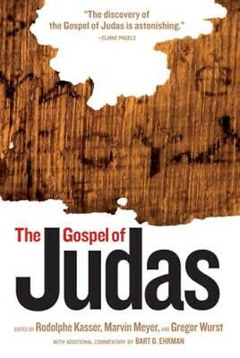 NEW The Gospel Of Judas, Second Edition by Rodolphe Kasser BOOK (Paperback)