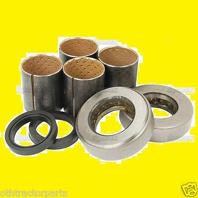 Ford Fordson Front Axle Spindle Bushing Bearing Kit Major, Power & Super Major