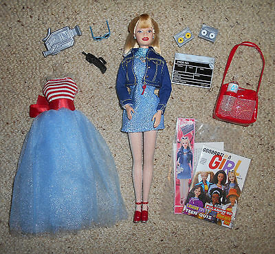 1998 Generation Girl Barbie doll- brand new, near complete condition