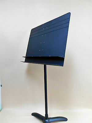 Haze MSP-26 Professional Solid-Back Music Stand