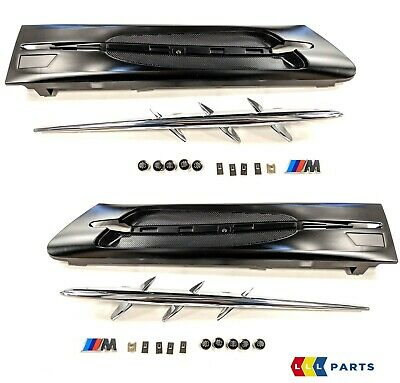 Bmw New Oem E36 Z3 M3.2 Roadster Coupe Side Fender Grille Pair Set Left Right
