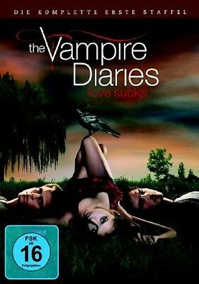 The Vampire Diaries Staffel 1 NEU OVP 6 DVDs