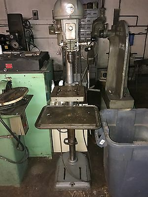 Delta Rockwell Drill Press 15-017 Motor 115 Volts 1/2 HP
