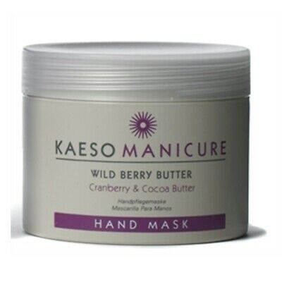 Kaeso Wild Berry Butter Hand Mask Nourishes Revitalises Dry, Dehydrated Hands