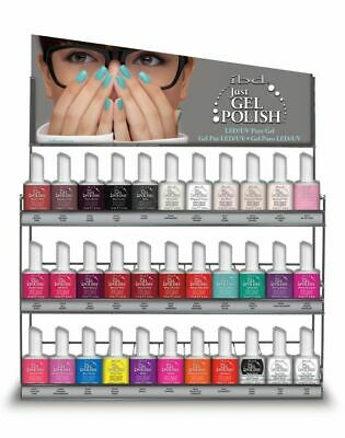 IBD Just Gel Nail Polish 86 Colours Nails Manicure Soak Off LED UV Pure Gel 14ml