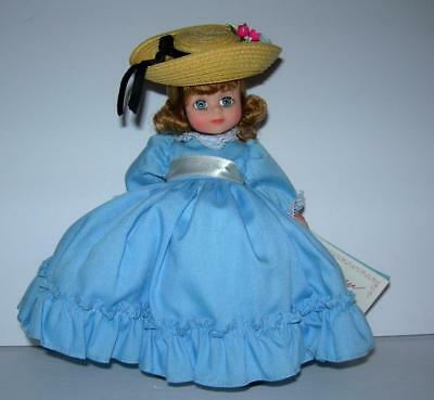 """Vintage Madame Alexander Doll Betty Blue 420 New In  Box"""" * *"""
