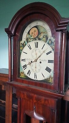 Thom Taylor of Anstruther longcase clock