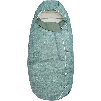 Maxi-Cosi universal Footmuff for all Maxi-Cosi Pushchairs Nomad Green RRP £55