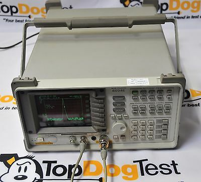 HP Agilent Keysight 8594E-041-140 Spectrum Anal 9KHz to 2.8GHz w/Warr and Cal