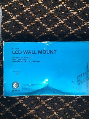E craft ELC500S LCD Wall mount
