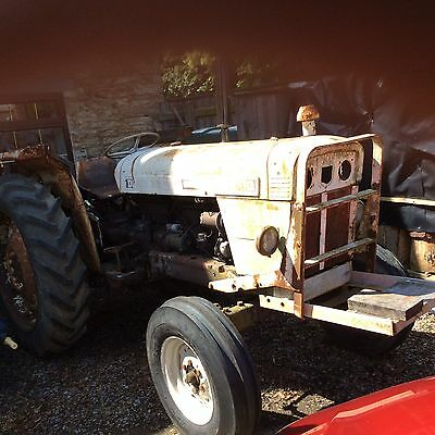 David Brown Tractor With Log Book In County Durham NO VAT