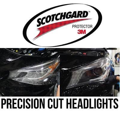 3M Scotchgard Paint Protection Film Pro Series Clear Headlights for Ford Cars