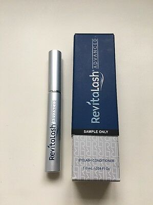 REVITALASH ADVANCED EYELASH CONDITIONER 1.0ml 100% Authentic