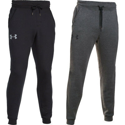Under Armour Mens Rival Cotton Fleece Tapered Jogger Pant Trouser