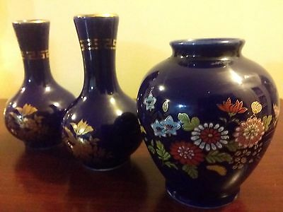 Ornamental Asian Vases