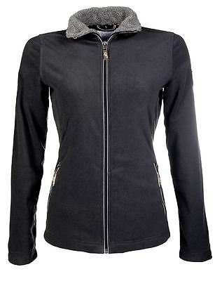 Cavallino Marino Siena Ladies Windproof Horse Riding Equestrian Fleece Jacket