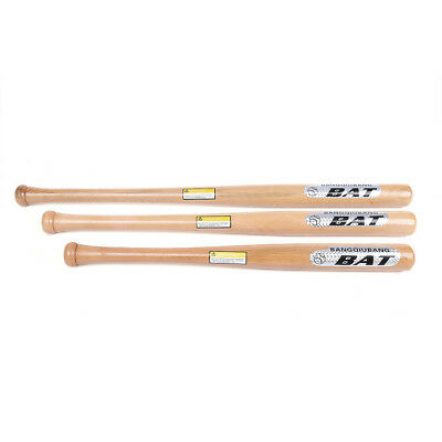 BAT sport all'aria aperta Kitty Ball Massiccio Legno BASEBALL RACCHETTA FITNESS