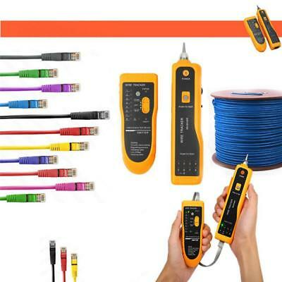 NF816 Underground Tube Wall Wire Cable Line Locator Lan Tester Tracker Detect