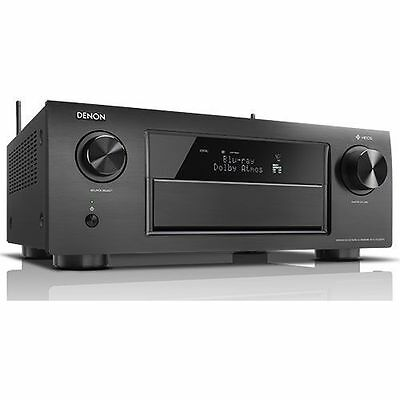 Denon AVR-X6300H 11.2 Channel 4K Dolby Atmos Wireless Multiroom AV Receiver