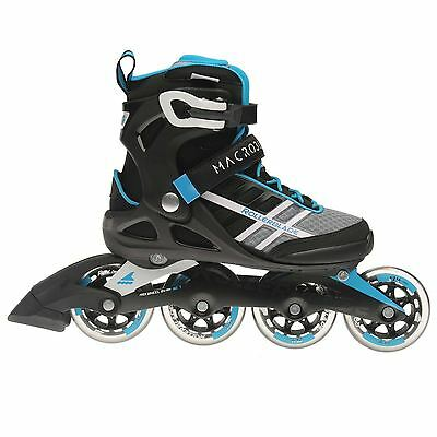 Rollerblade Ladies Macroblade 84 Inline Skates Touch and Close Footwear