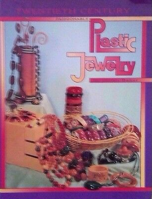 Vintage Fashion Bakelite Jewelry Value Guide Collector's Reference Book