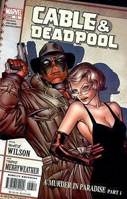 Cable & Deadpool (2004) #  13 (9.0-NM)