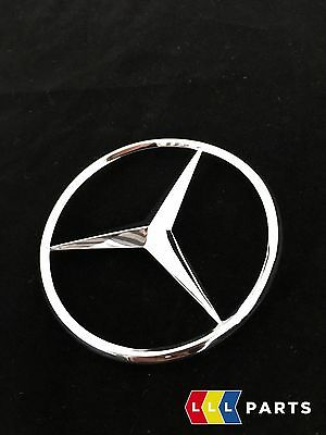 New Genuine Mercedes-Benz Mb W163 Ml Rear Trunk Boot Lid Star Badge Emblem