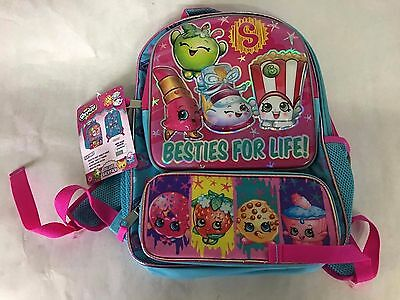 NEW Shopkins Kid's Deluxe Backpack
