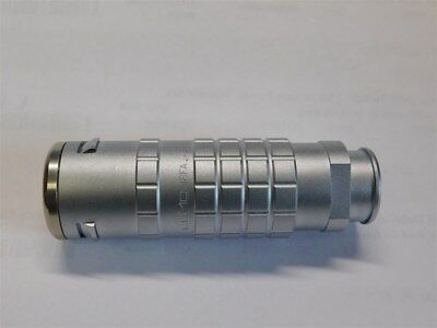 LEMO FFA.4E.675.CTAC11Z 75 Ohm IP66 Straight Plug Connector For TV Applications