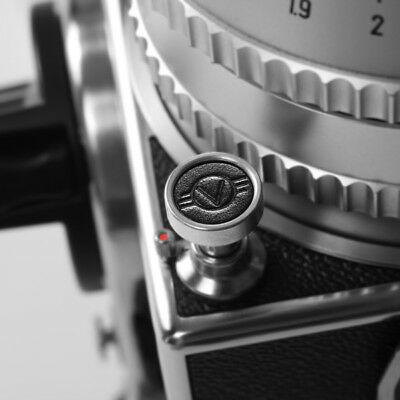 Exquisite Made - Metal and Leather Soft Shutter Button - Hasselblad