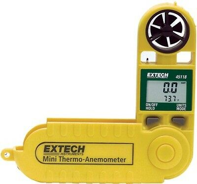 Extech 45118 Thermo-Anemometer Mini