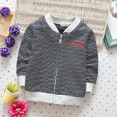 Toddler Infant Baby Boys Clothes Jackets Coats Kids Boy Jacket Coat Outerwear
