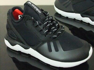 Kids Boys Girls Adidas Tubular Running Sports Casual Games Trainers Size 11 - 2