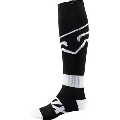 FOX FRI THIN RACE Motocross Socken 2018 - schwarz Motocross Enduro MX Cross