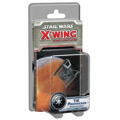 Star Wars X Wing TIE Aggressor Expansion Board Game
